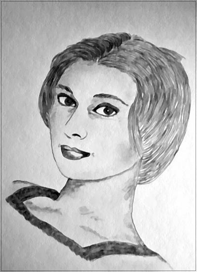 Audrey Hepburn por sky2065